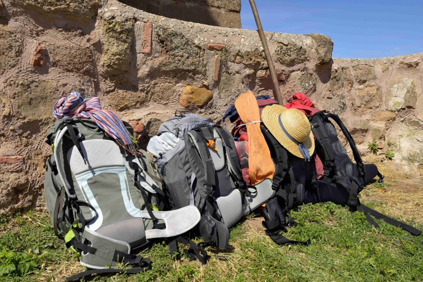 Baggage Transfers on Camino de Santiago with Walk The Camino