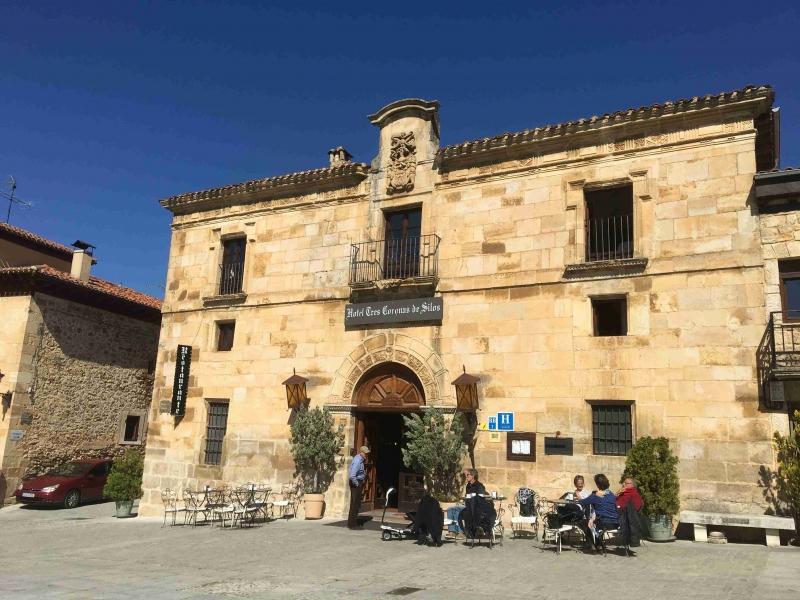 Camino El Cid Hotel