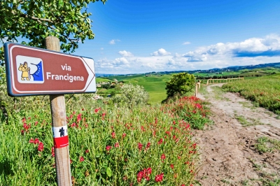Walk The Camino in Italy on the Via Francigena