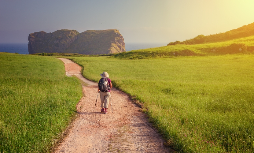 Find Yourself On The Camino