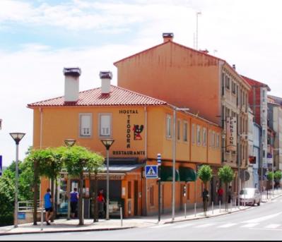 Casa Teodora, Arzua - on the last 100 kms to Santiago