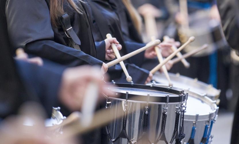 Semana Santa - Percussion & Wind Bands