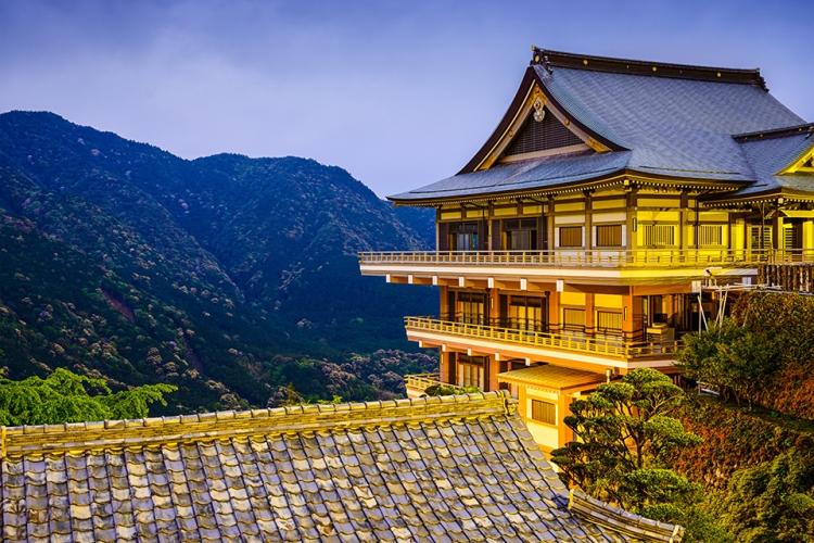 Nachi - at the end of the Kumano Kodo