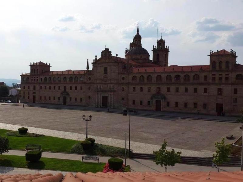 Monforte de Lemos has a fine historic centre