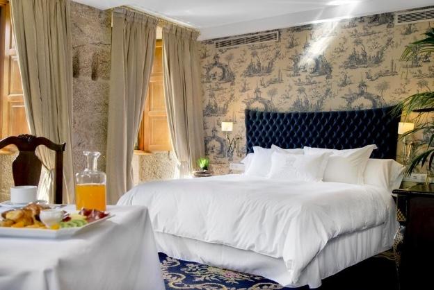 Sumptuous Quinta del Agua Spa Hotel