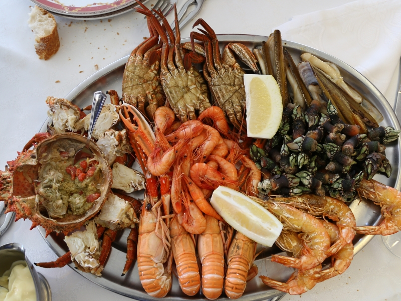 Galician waters produced some of the best seafood in the world