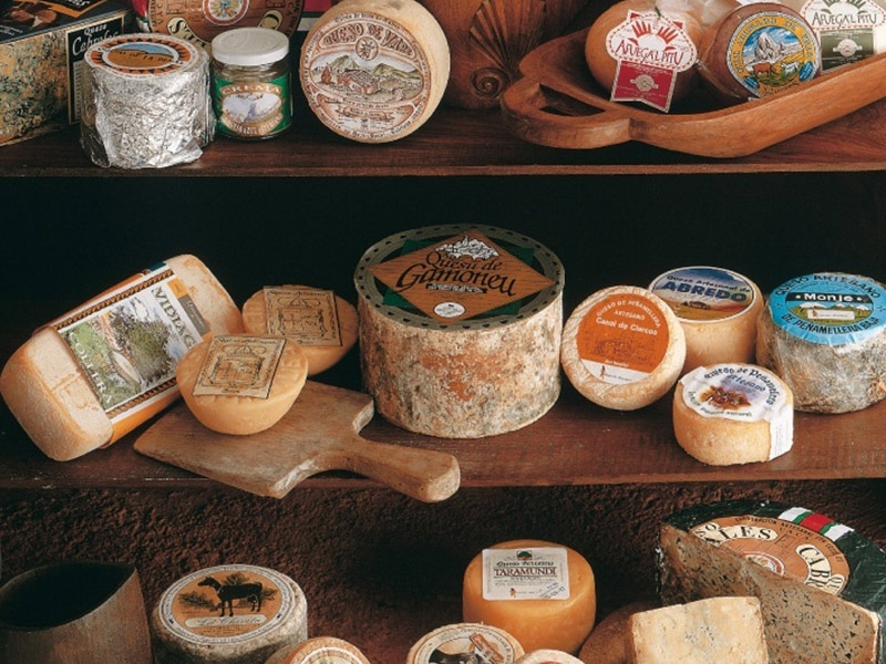 Asturian Cheeses