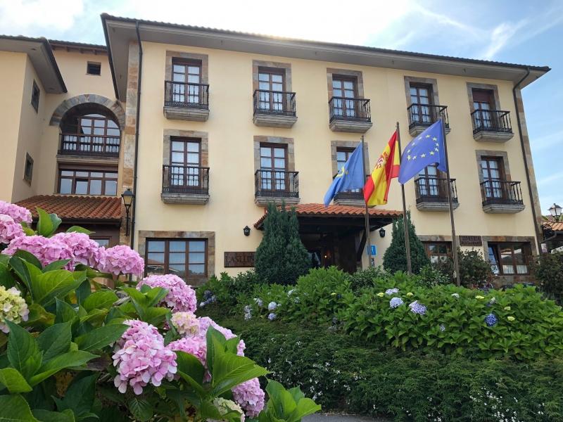 Hotel Las Lunas in Soto de Luiña