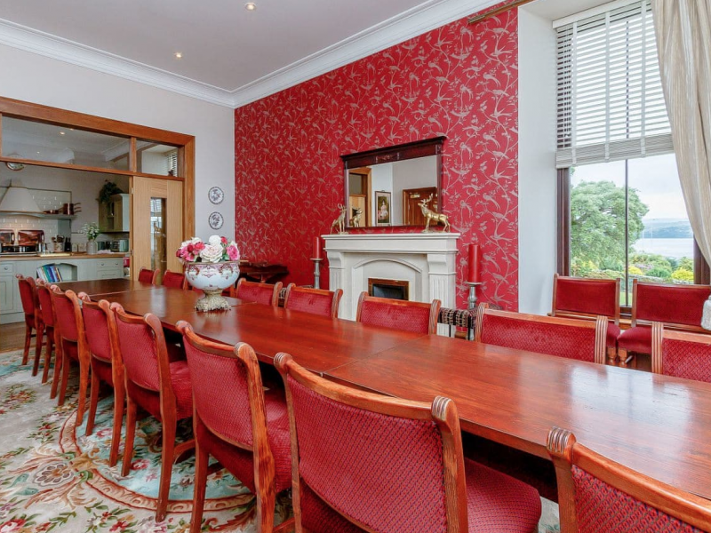 Strone House Dining Room