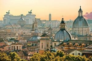 Via Francigena - The Last Section to Rome
