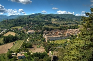 St Francis Camino - Assisi to Spoleto