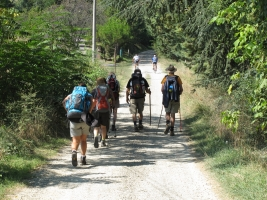 St Francis Way  - Stage 4 - Spoleto to Rieti