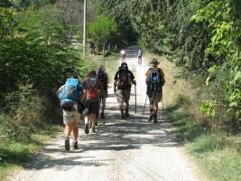St Francis Way  - Stage 4 - Spoleto to Rieti