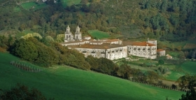 Trappist Monastery of Oseira offers a guided tour