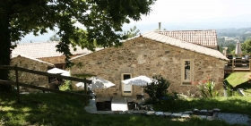 Traditional Galician Country Casa - one of our preferred Primitivo Hotels