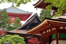 Koyasan Temples & Pagodas