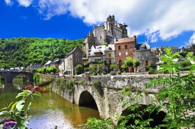Estaing - One of France's Most Beautiful Villages