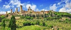 San Gimingnano - Medieval Manhattan of Tuscany