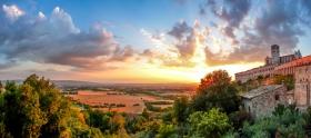 Magnificent Umbrian Landscapes