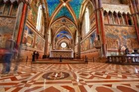 Frescos of Assisi Basilica