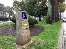 Ferrol Waymarker