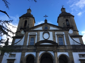 Ferrol's Church of Saint Francis