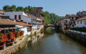 St Jean Pied de Port - Gateway to the Camino