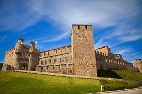 Ponferrada's Knight's Templar Castle