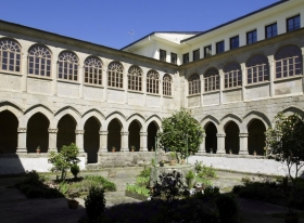 Cloister of the Santa Magdalena Monastery
