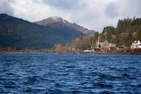 The Parish of Kilmun on Holy Loch