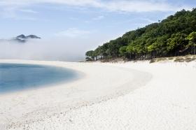 Cies Island's paradise beaches