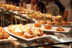 Calle Laurel in Logrono is a tapas lovers paradise