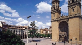 Logroño is an important Camino centre